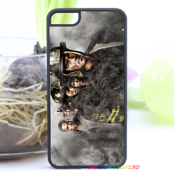 chicago fire fashion cover case for iphone 4 4S 5 5S SE 5C 6 6S 6plus & 6s Plus #4340(China (Mainland))