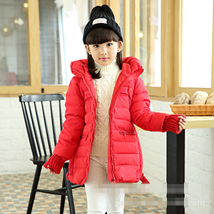 Free shipping 2015 new fashion Girls long section of the Korean version of fall and winter clothes for children Down<br><br>Aliexpress