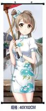 New Love Live Wall Scroll cosplay Minami Kotori japan anime Home Decor Poster