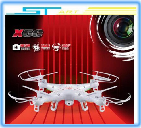 Free shipping New Version Syma X5C 2.4G 6 Axis GYRO HD Camera RC mini cheapest Quadcopter RTF RC Helicopter with 2.0MP Camer RTF<br><br>Aliexpress