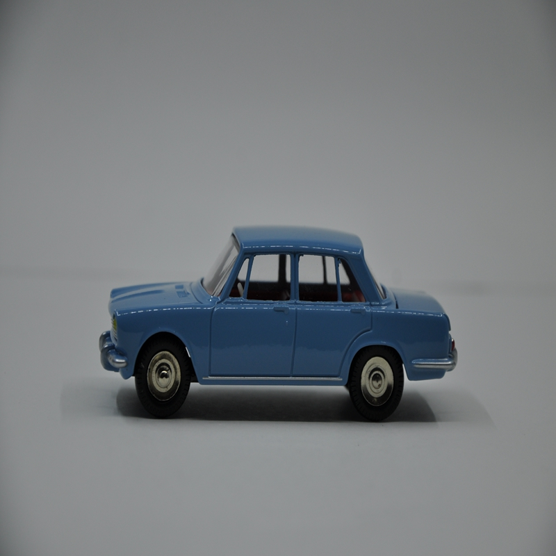 Antique car model 1/43 DINKY TOYS 523 SIMCA 1500 the model car for Collect & gift the preferred(China (Mainland))