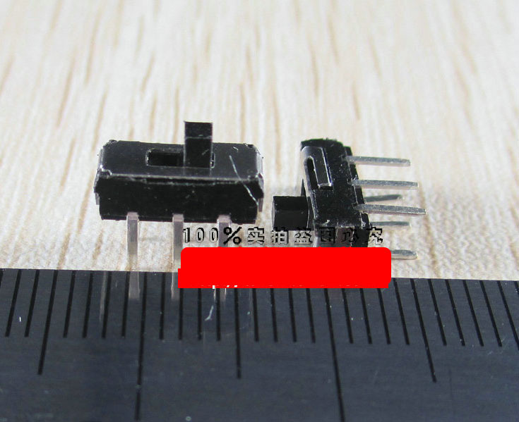 MSS-22D18G2 (2P2T) 2MM double handle high-speed six-foot two toggle switches (20pieces)<br><br>Aliexpress