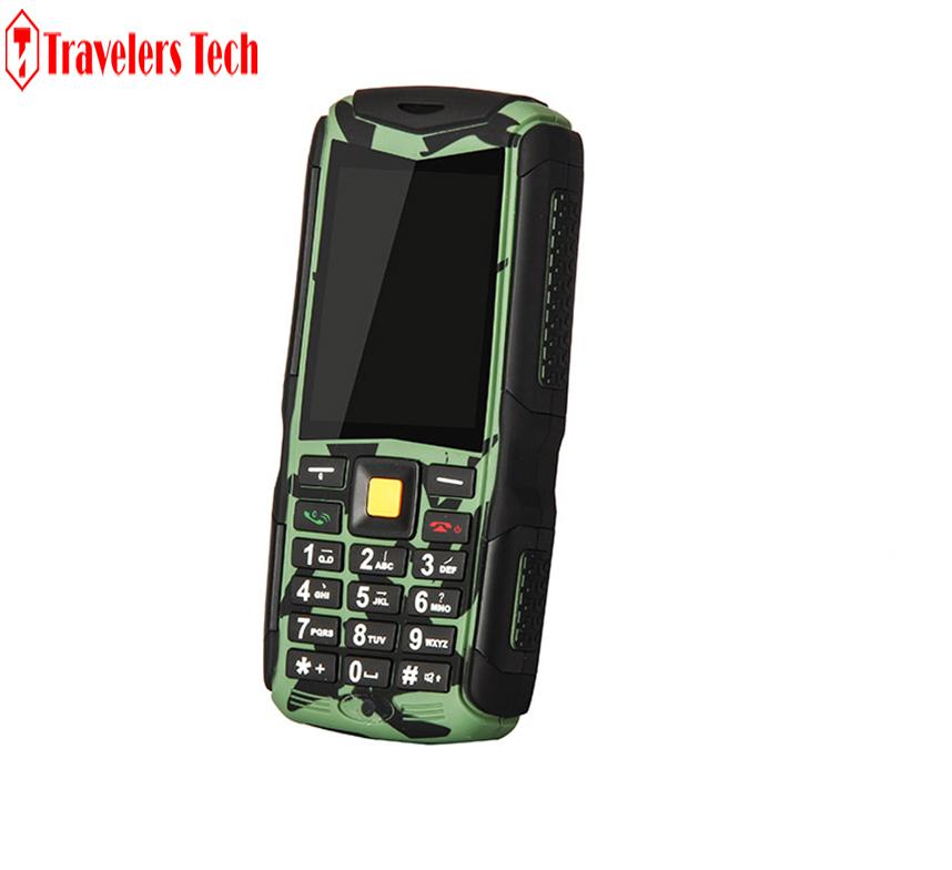 Hot Sale ALPS M12 3 SIM Card 3 Standby CDMA GSM 2.4Inch bluetooth Mobile Phone 4500mAh big Battery Long Talking(China (Mainland))
