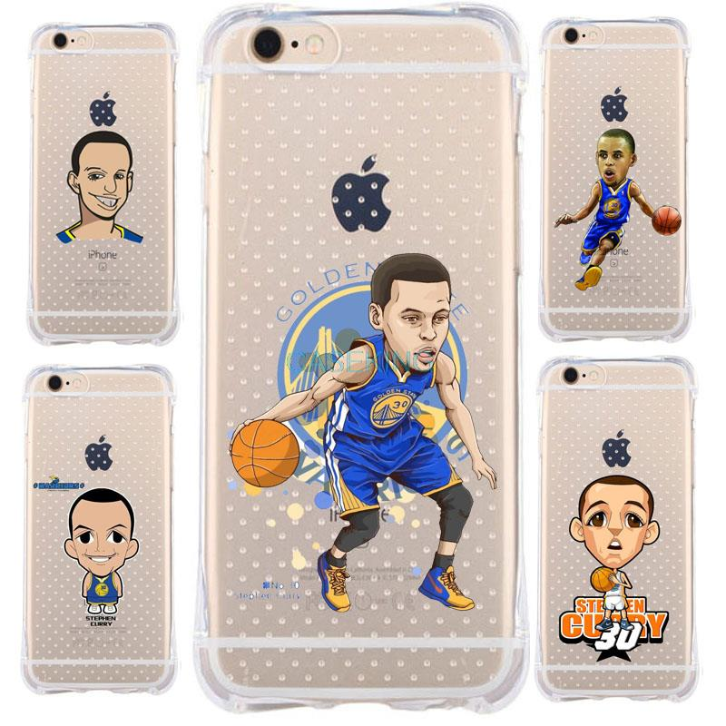 For IPhone7 7Plus 5 5S SE 6 6S Anti knock UnBreak Shock proof Cartoon Carrys Case transparent Silicone soft Tpu Cell Phone Cover(China (Mainland))