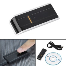 Top Quality Biometric USB Fingerprint Reader Security Computer Password Lock for PC(China (Mainland))