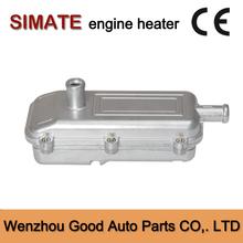 Двигатель трактора водонагреватель быстрый нагрев безопасности простой в использовании нет насоса 220 В 2000 Вт блок двигателя подогреватель тракторных деталей