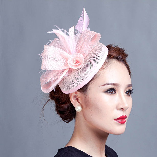 aliexpress buy purple cocktail hair hat