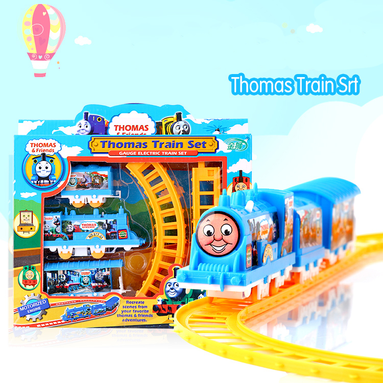 Thomas Train Electric Railway Rail Track Train Thomas And Friends Boy Toy Car Hot Wheels Cars Machines Kids Toys for Children(China (Mainland))