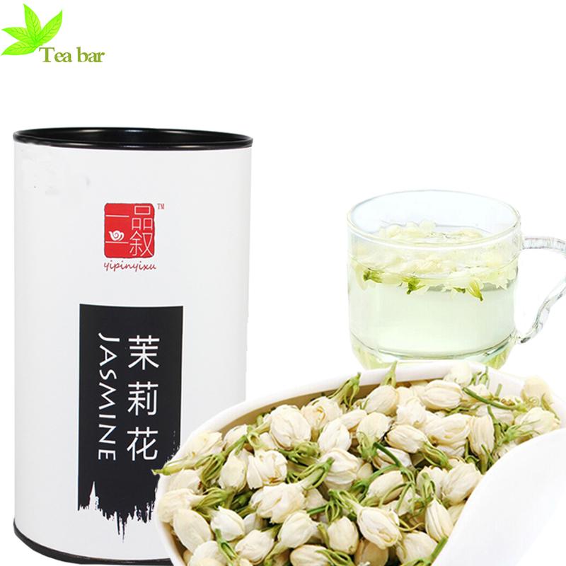 Гаджет  jasmine scented tea early spring 100% Natural Organic Blooming Herbal Tea healthcare loose weight Chinese jasmine tea HT028 None Еда