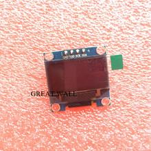 "1pcs 4pin 0.96""white 0.96 inch OLED module New 128X64 OLED LCD LED Display Module For Arduino 0.96"" IIC I2C Communicate(China (Mainland))"