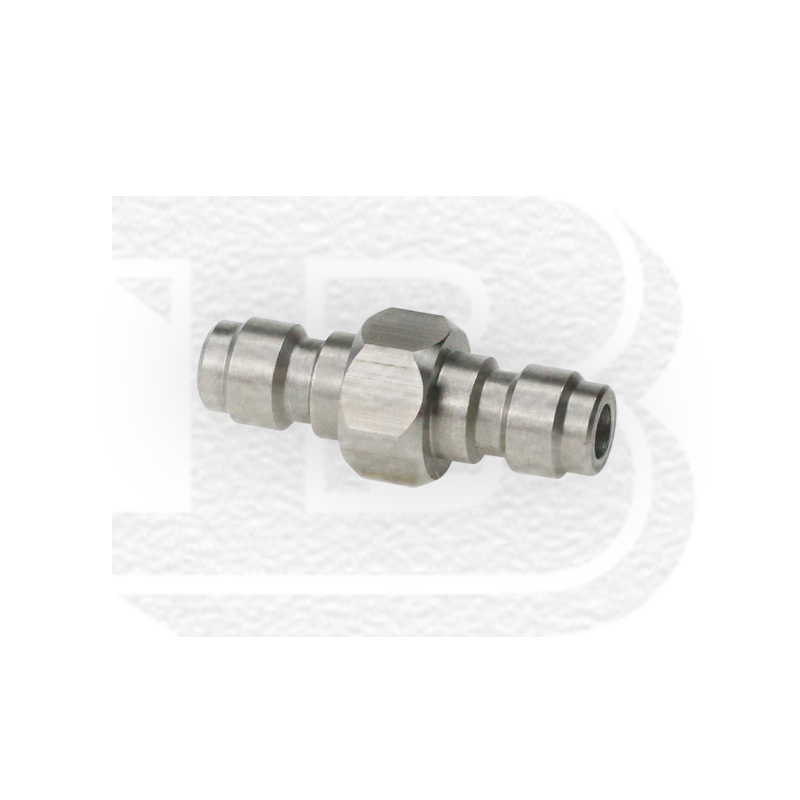 New Paintball Male Quick Disconnect Adaptor Stainless Steel Double Male Fill Nipple(China (Mainland))
