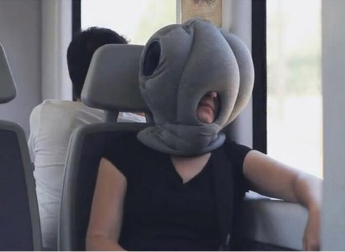 Wholesale prices,The magical ostrich pillow office the nap pillow car pillow everywhere nod off to sleep,Free Shipping(China (Mainland))