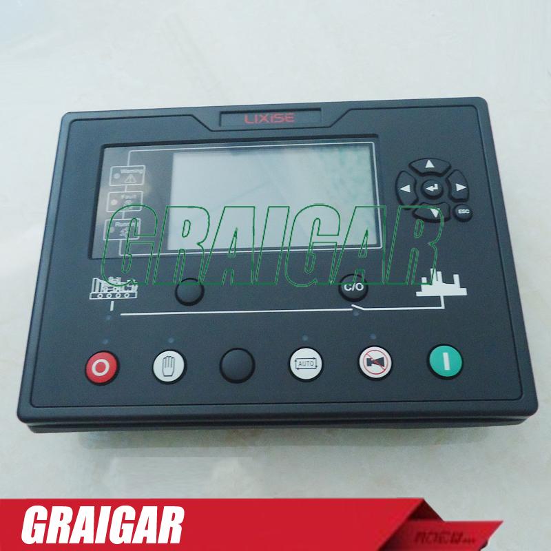New Generator Gensets Controllor LXC6110 generator engine control unit(China (Mainland))