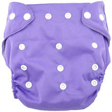 Newborn Baby Diaper Washable Reusable nappies changing cotton training pant flute cloth diaper YE1005