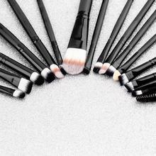20Pcs High Quality Print Logo Makeup Brushes Professional Cosmetic Make Up Brush Set