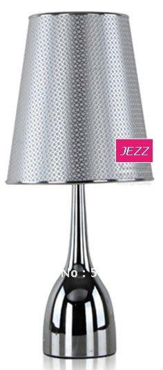 dns 0011t on sale silver mesh table lamp bedroom bedside lamp original. Black Bedroom Furniture Sets. Home Design Ideas