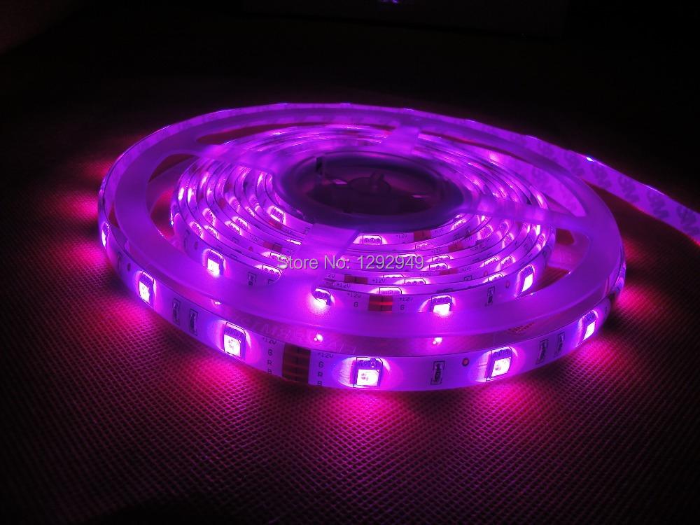 5m 600 led 3528 smd ip54 24v flexible light 120led m 6 color led strip. Black Bedroom Furniture Sets. Home Design Ideas