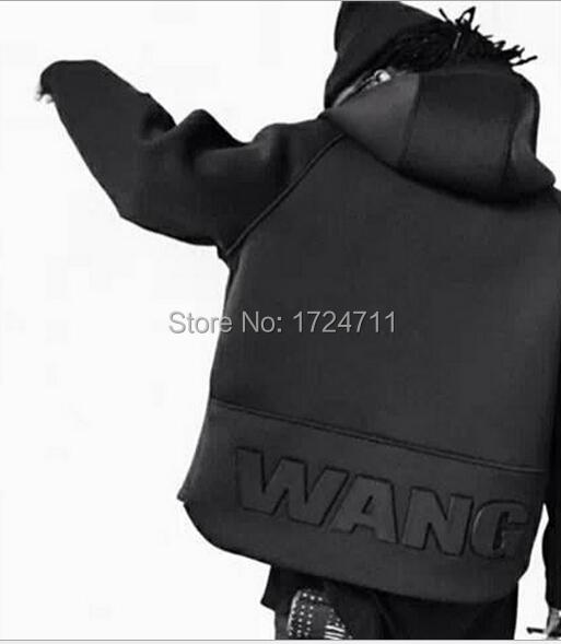 hip hop jacket brand mens fashion S-XL couple hoodies space cotton urban black men clothing styles citi trends clothes wang(China (Mainland))