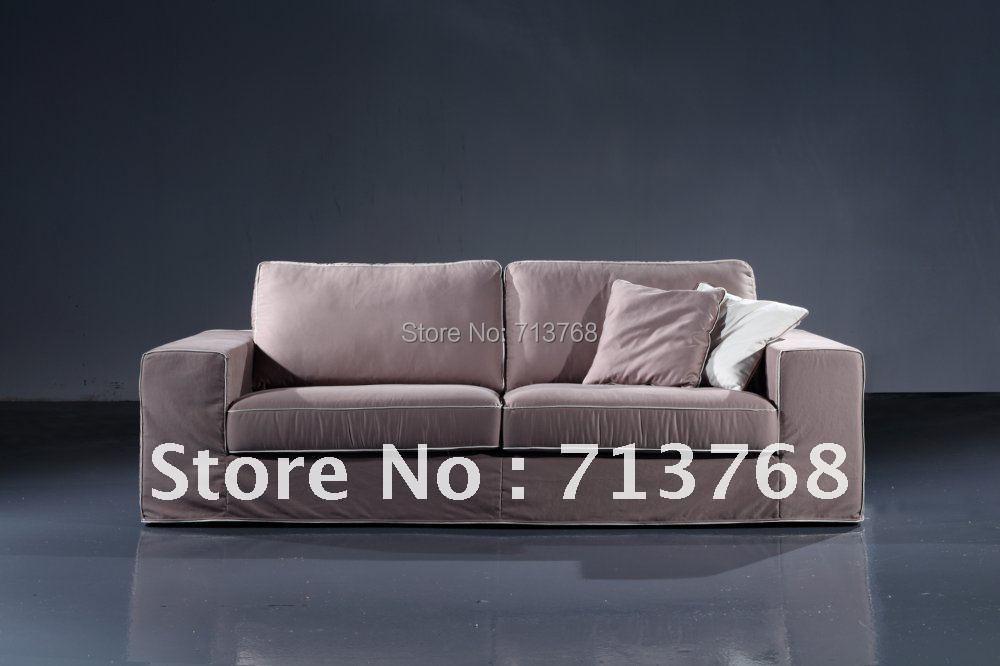 Meuble de salon sejour en tissu for Monsieur meuble canape lit
