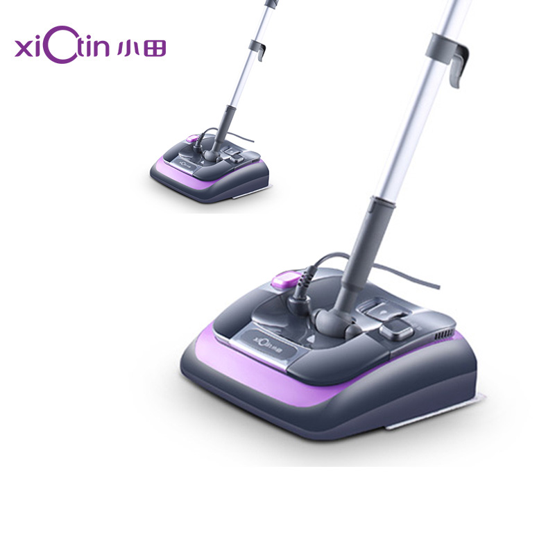 Free shipping multifunctional powerful vacuum steam mop in household steam machine suction drag Steam Cleaners(China (Mainland))