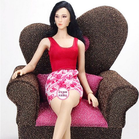 """4 Styles 1/6 Scale Sofa Chair Furniture F 12"""" Figure Accessories Toys for sd bjd phicen hotstuff verycool hot toys(China (Mainland))"""