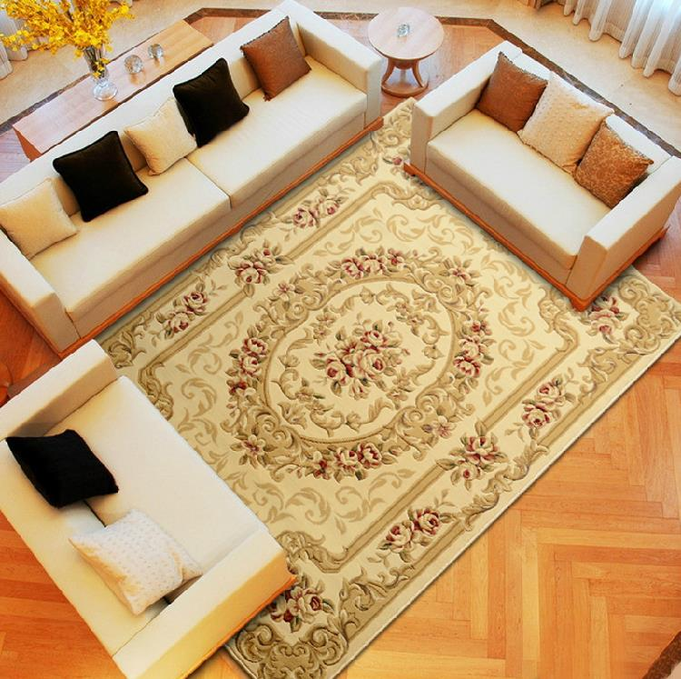 80 150cm european modern style carpets for living room