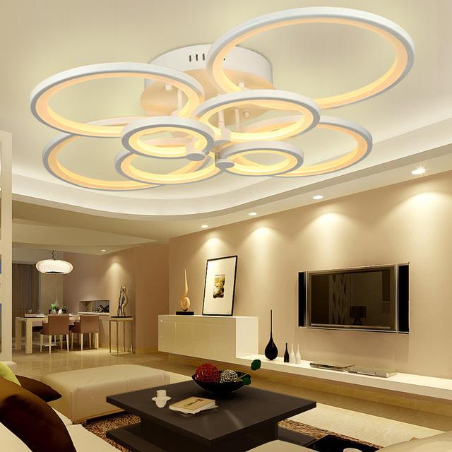 xoyox | modern beleuchtung wohnzimmer
