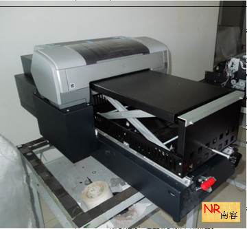Digital A3 T Shirt Printing Machine DTG T-shirt flat bed printer for sale in China(China (Mainland))