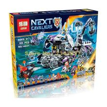 Lepin 14031 Nexus Knights Building Blocks Set Jestro's Monstrous Monster Vehicle Kids Bricks Toys Compatible 70352 - iToys World store