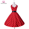 Free Shipping Grace Karin Black/White/Red Fashion New For Wedding Women Vintage Dress Gown Petticoat Underskirt Crinoline CL5045