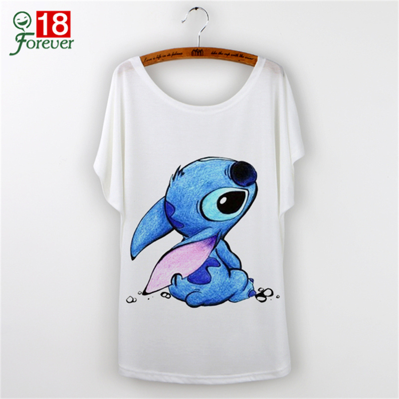 2014 new spring animal print cat t shirt fashion big size for Wildlife t shirts wholesale