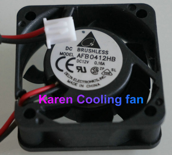 4015 12V 0.16A AFB0412HB 2wire cooling fan<br><br>Aliexpress