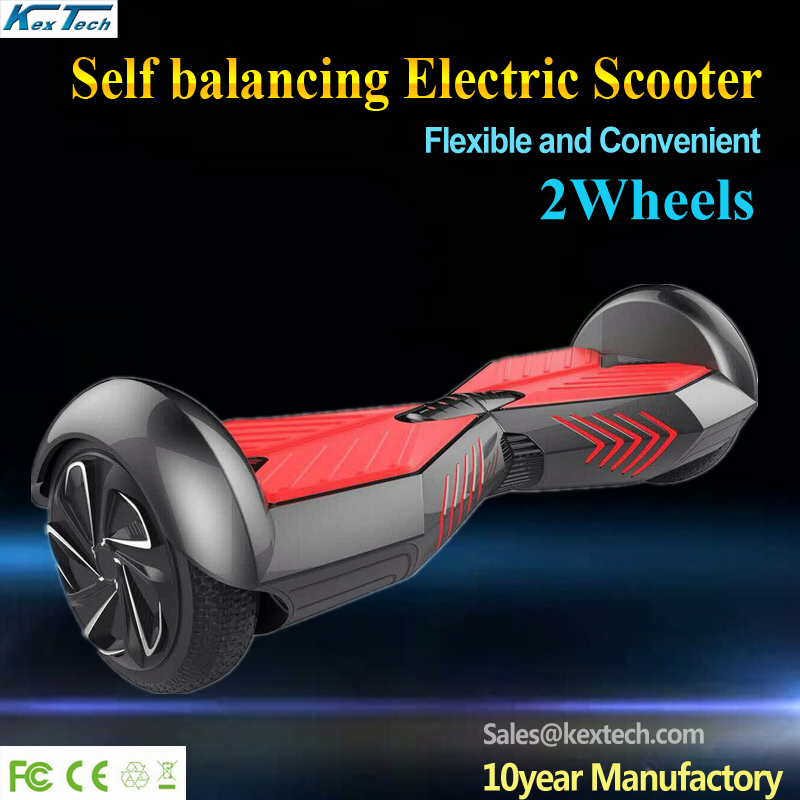 CE MSDS Two Wheel Smart Balance Electric Scooter Electric balance car with Remote Controller(China (Mainland))