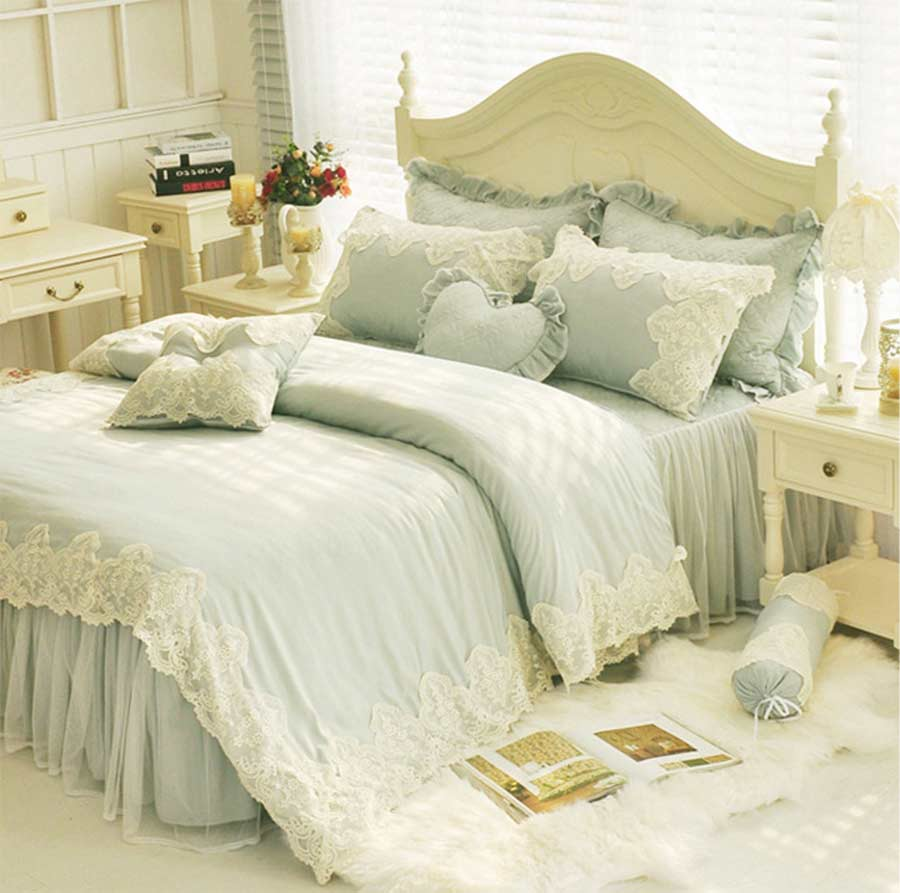 Compare prices on green bed set  online shopping/buy low price ...