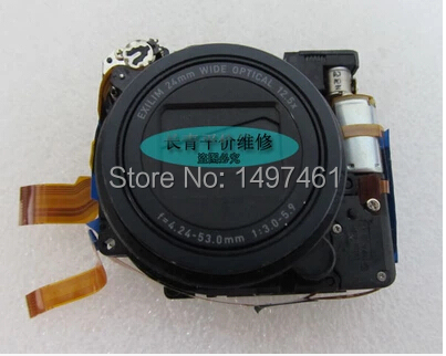 Original Zoom lens Repair Replacement Part For Casio EX-ZR1000;EX-ZR1200;EX-ZR1500;ZR1000;ZR1200;ZR1500 camera Without CCD(China (Mainland))