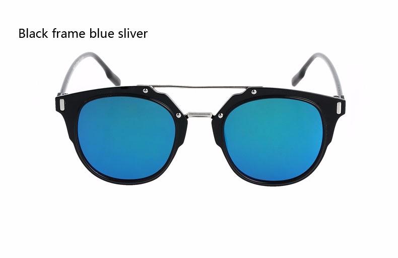 2016 New Fashion Sunglasses Women Brand Designer Cat Eye Sun Glasses Luxury Brand Shade Mirror Glass Men Sunglasses Female