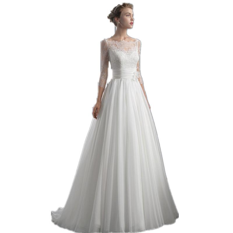 Tailored Wedding Dresses 45