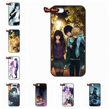 For Apple iPhone 4 4S 5S 5 5C 6 6S Plus Yato Yukine hiyori Noragami Print phone case cover For LG G2 G3 G4 HTC One M7 M8 iPod(China (Mainland))