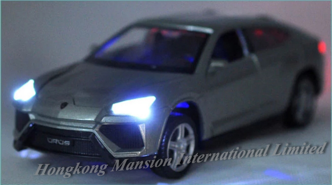 132 Car Model For TheLamborghini URUS (9)