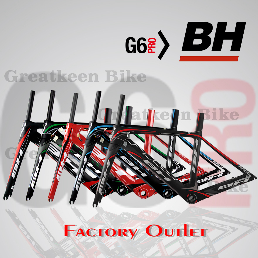 hot 2015 BH G6 carbon bike carbon frame CYCLING bike frameset ROAD bicyle road bikes racing bicicleta handlebar fork mendiz RST(China (Mainland))