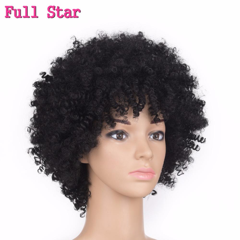 synthetc wig Full Star306