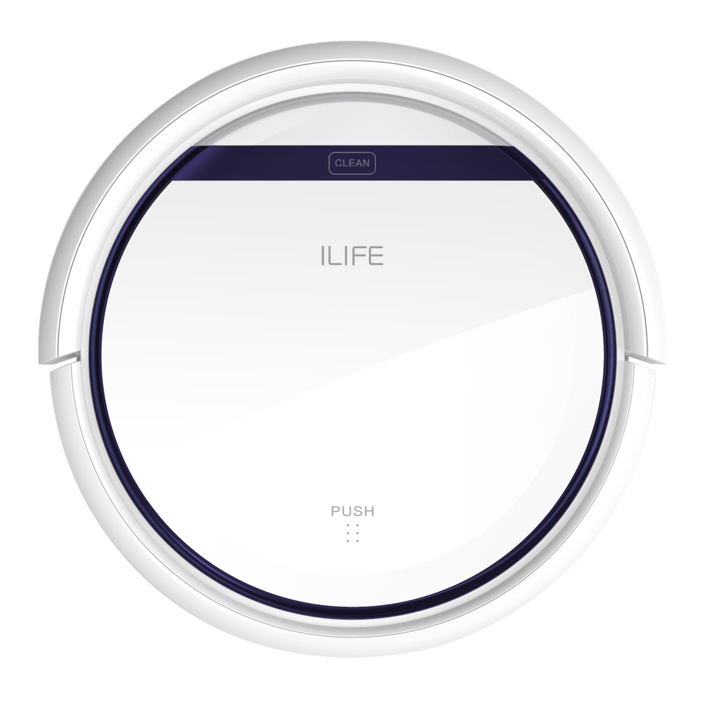 Robot Vacuum Cleaner ILIFE V3S Home Household 600Pa Suction Dry Mop Sweep Machine for Pet hair Anti Collision Self Charging(China (Mainland))
