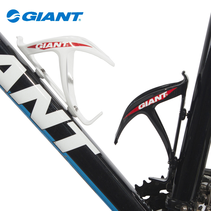 Giant Bike Bicycle PC Plastic Steel Water Bottle Cage Bottle Holder bicycle accessories New 2pcs/lot(China (Mainland))
