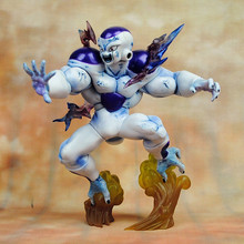 2016 Free shipping Anime Dragon Ball Z Freeza Freezer Combat Edition PVC Action Figure Collectible Toy 15CM