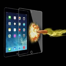 0.33mm Explosion proof Tempered Glass Screen Protector For Apple iPad mini 1 2 ANG(China (Mainland))