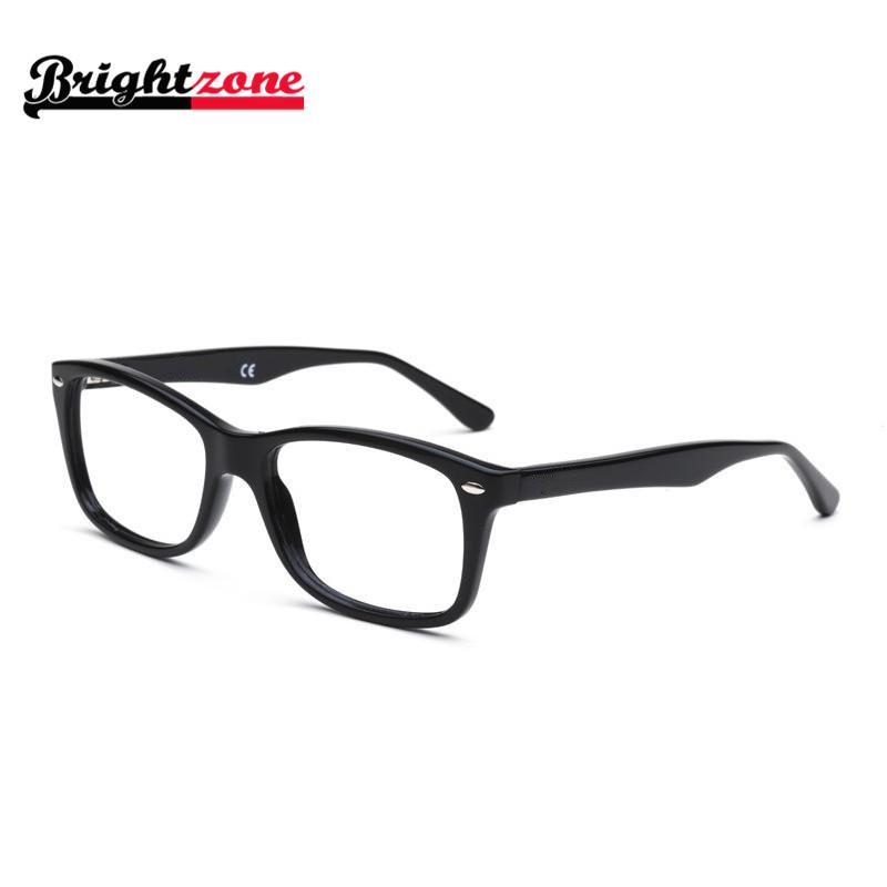 2016 Vintage Men Women Brand Name Eyeglasses Eyewear Glasses Spectacles Eyewear Points Prescription RX-able Optical Frame 53mm(China (Mainland))