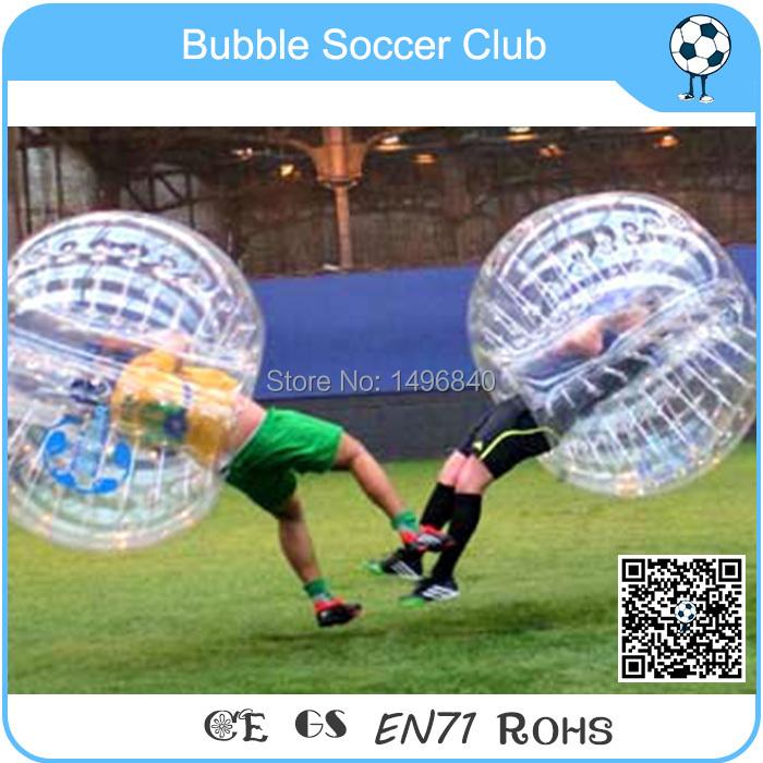 Il trasporto libero 100% tpu 1.5 m gonfiabile palla paraurti, palla di criceto umano, loopyball, bolla calcio, bolla calcio, sfera dello zorb(China (Mainland))