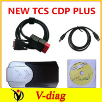 NEW 2015.3 R3 free actived new vci without bluetooth cdp SCANNER TCS pro plus