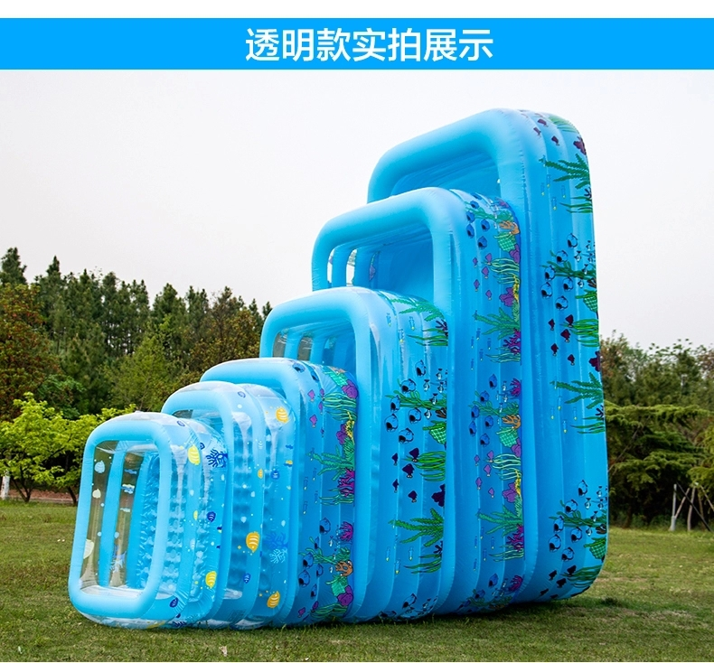store product swimming pool inflatable infant ploughboys adult bathtub ultralarge thickening household