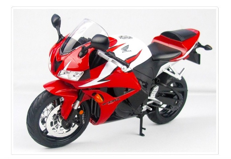 Sport Motor 1:9 Diecast Metal Motorcycles CBR 600RR Alloy Scale Model Mini Motorcycle Diecast Motor Bike Toys Collection(China (Mainland))